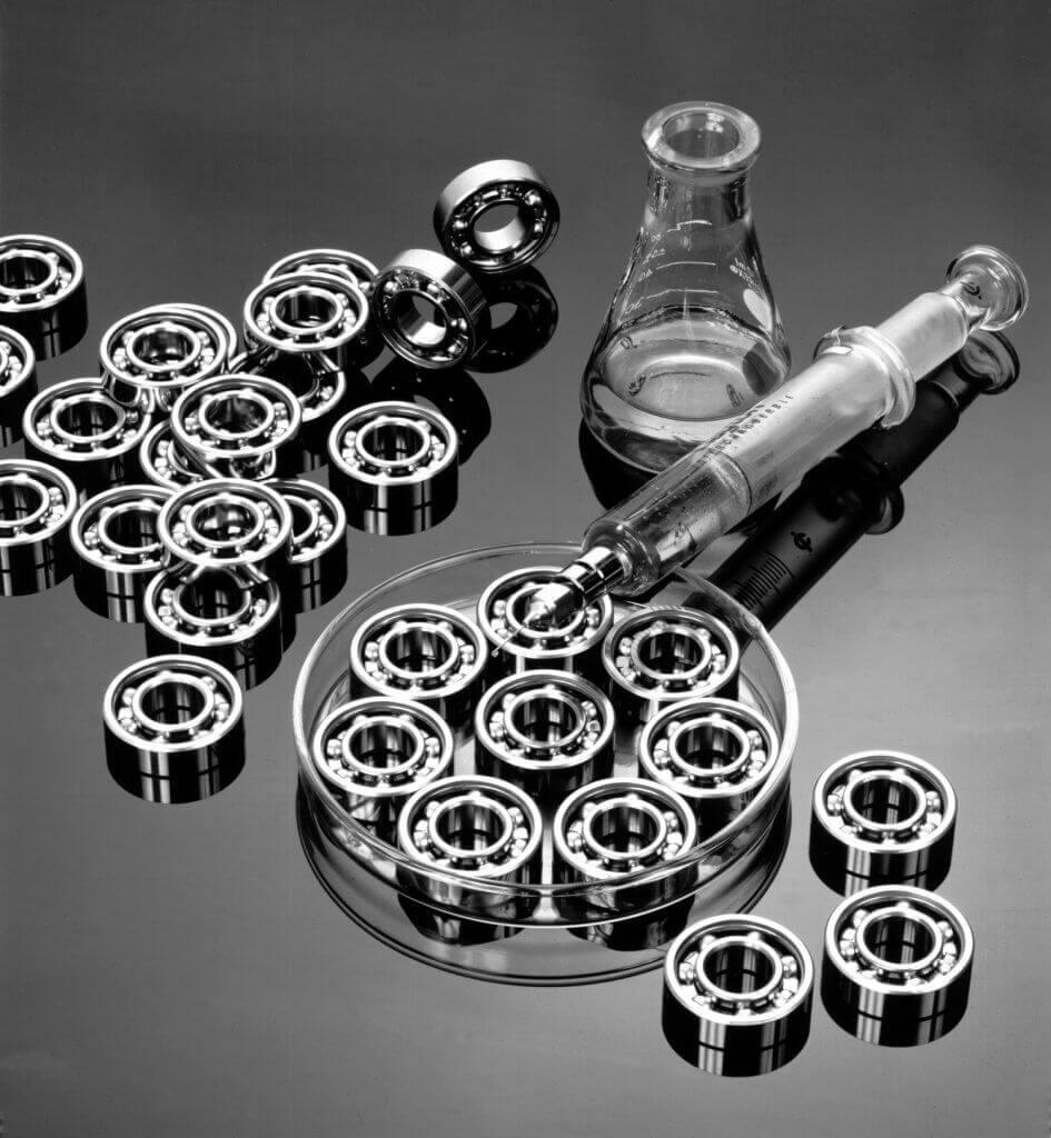 Lubrication Selection for Ball Bearings