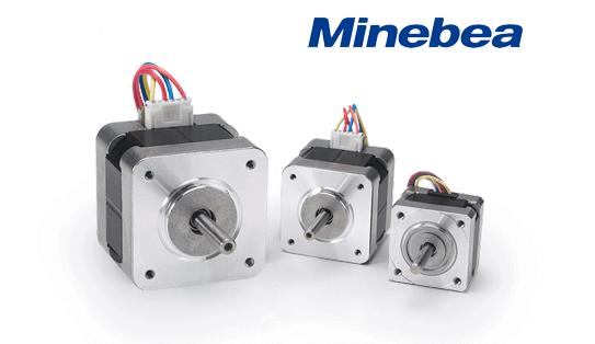minebea stepper motors