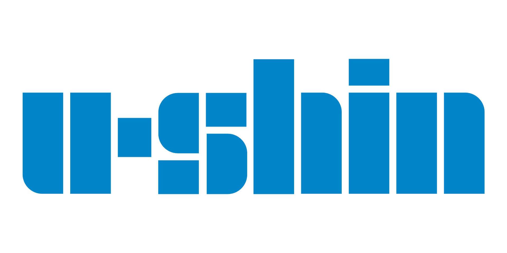 u-shin company logo