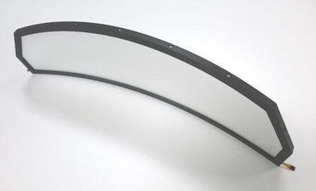 curved backlight