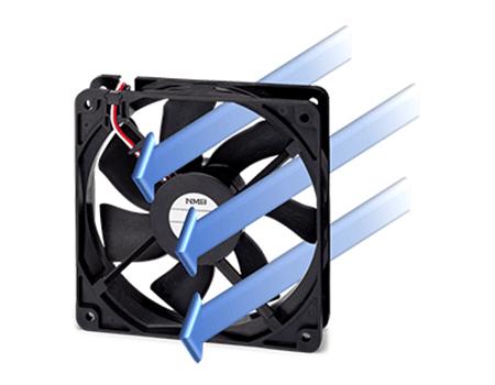 axial fan airflow diagram