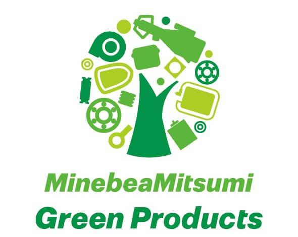 MinebeaMitsumi green products