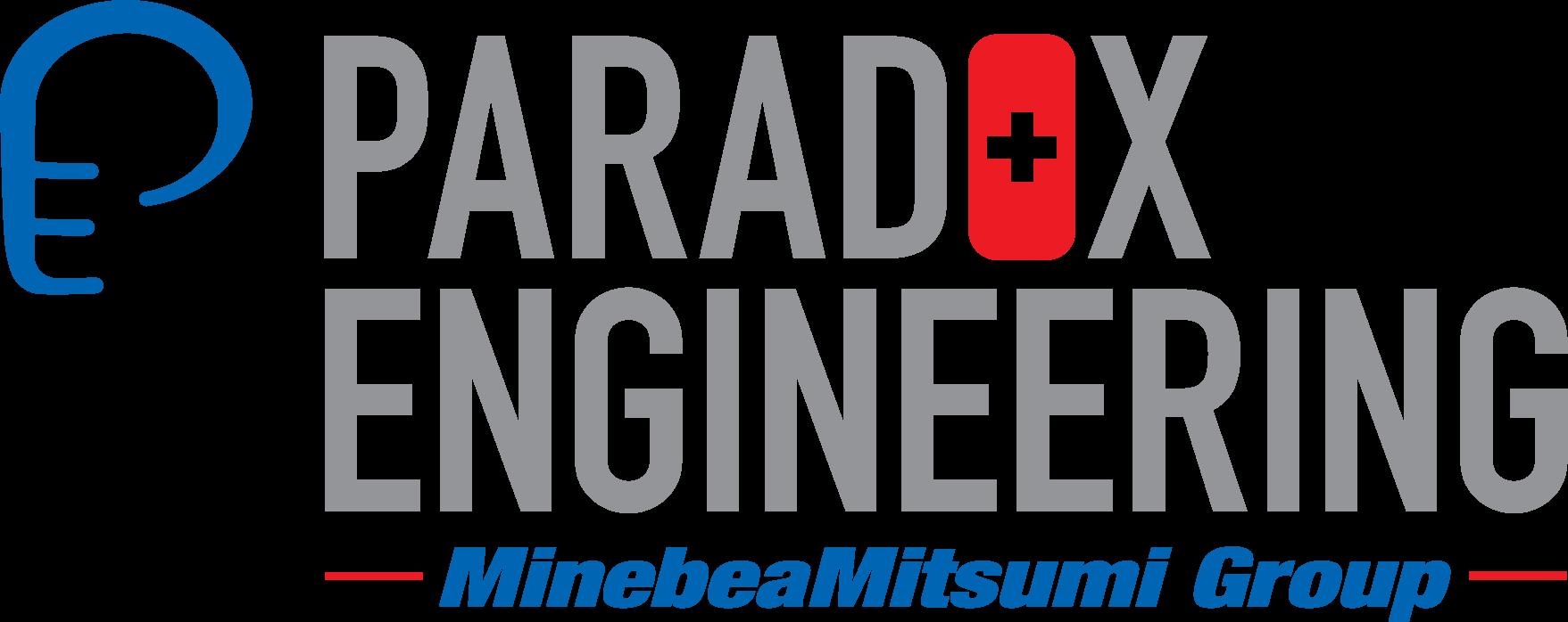 paradox engineering logo