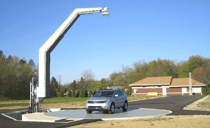 car connectivity test site MI